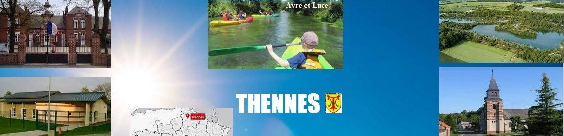 Commune de Thennes